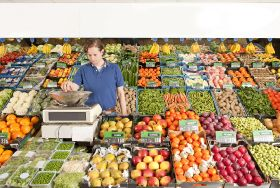 "Greengrocers gain from ""Blue Planet effect"""