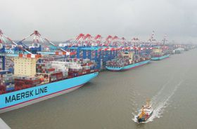 Maersk returns Russia-bound goods