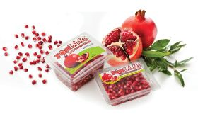 Value-added pomegranate products taking off