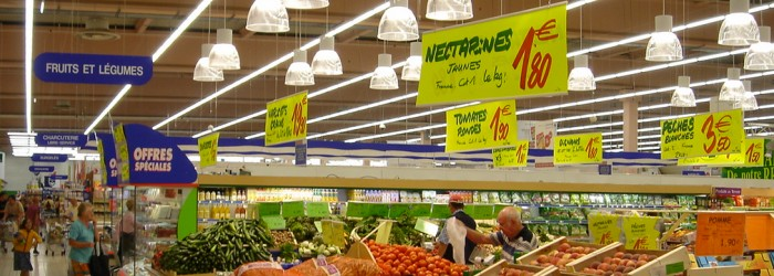 French growers denounce price war