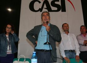 Casi elects new president