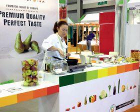 Belgian produce enjoys Canadian spotlight