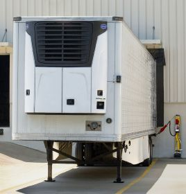 Carrier Transicold upgrades reefer trailer