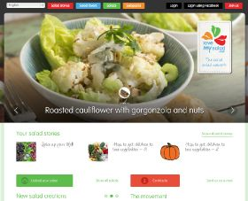 Social media boosts the salad category