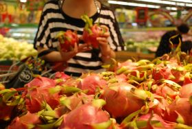 China restricts dragon fruit imports