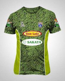 La Hoya Lorca Sakata broccoli shirt