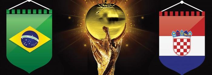 Fresh World Cup: Brazil v Croatia