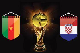 Fresh World Cup: Cameroon v Croatia