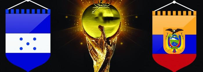 Fresh World Cup: Honduras v Ecuador