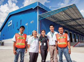 Damco opens facility in Myanmar