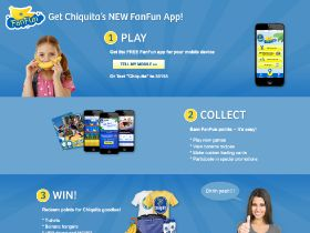 Chiquita launches loyalty app