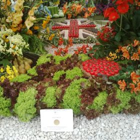 NFU stand wins gold at Hampton Court
