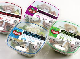 Del Monte unveils salad range