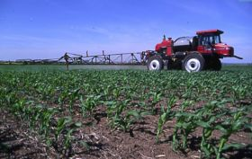 Crop protection giant returns to profit