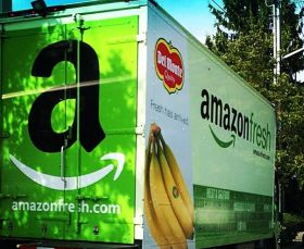 Amazon Fresh expands into China