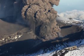 Freight forwarders prepared for volcanic disruption