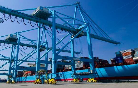 apm to develop tangier terminal