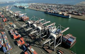 Busy times continue at Port of LA