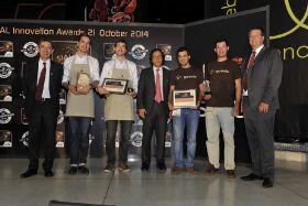DIY mushroom kits win at Sial 2014