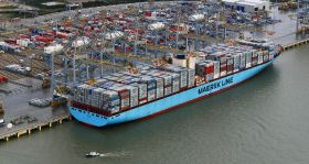 Revenue rise for Maersk in Q3