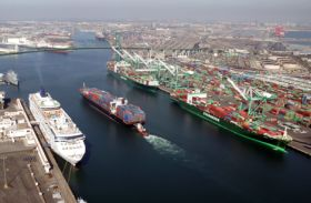 Record-breaking August for Port of LA