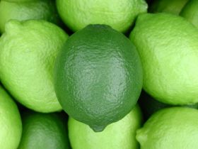 Mexican limes suffer after heavy rain