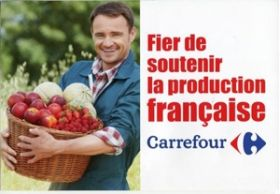 Carrefour supports domestic vegetables