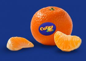 Cuties prominent in healthy snack study