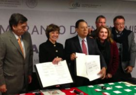 California signs landmark deal with Sagarpa