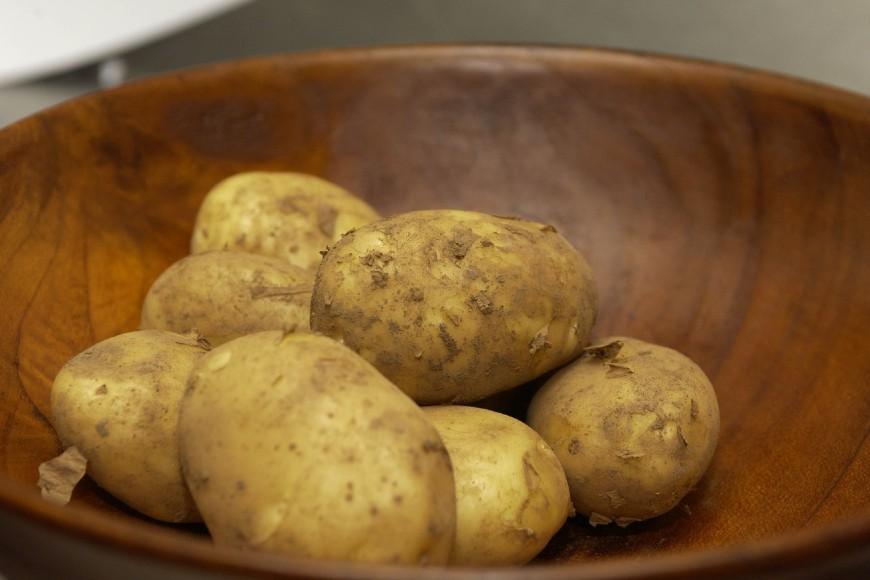 Uk Potato Production Dips By Five Per Cent