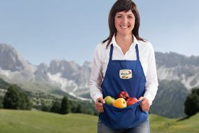 Apples feature in South Tyrol promo
