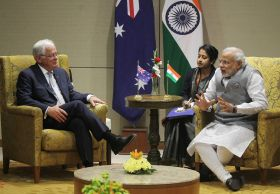 Australians optimistic about India FTA