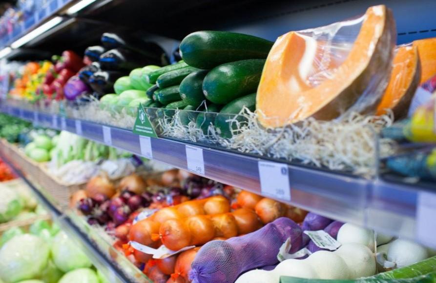 Greenhouse veg rise in Russia