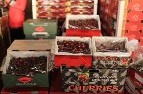 Cherries on top for Chinese New Year