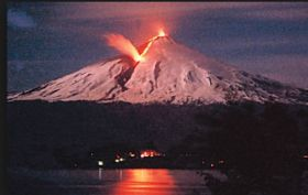 Chile assesses impact of Villarrica eruption