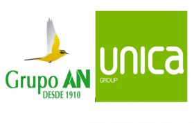 Grupo AN, Unica to merge