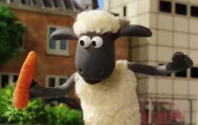 UK Shaun the Sheep McDonalds carrot