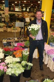 Flower sales see Spring spike