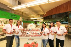 King Tomato heralded in Jakarta