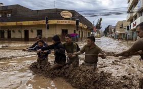 Rain wreaks havoc in Chile's Atacama region