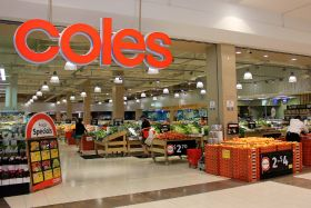 Coles rewards active customers