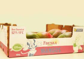 Disney delight for Freska mangoes