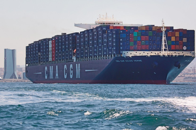 CMA CGM enhances website