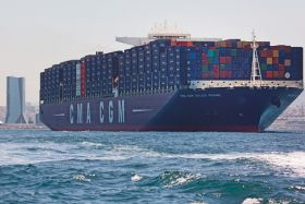 CMA CGM scoops maritime award