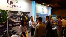 BBC Technologies increasing presence in China