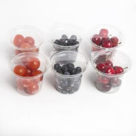 Wellpak launches berry and tomato snack pots