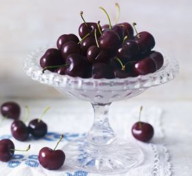 Biggest UK cherry crop 'in more than 12 years'