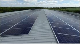 Mushroom supplier invests £225k in solar panels