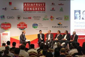 Asiafruit Congress: charting Asia's rise