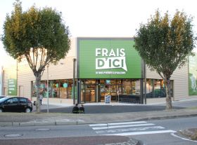 Frais d'Ici stresses the local